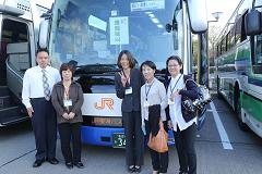 バスツアー開催