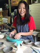陶芸教室 第2段