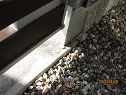外構門扉の再補強工事