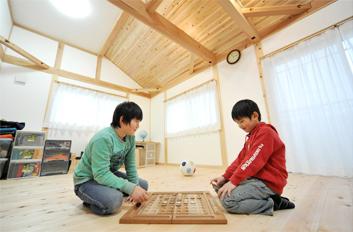 地震保証付き住宅イメージ
