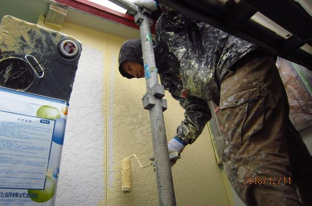 外壁塗装&屋根補修