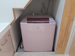 洗濯機スペース inたえまつ